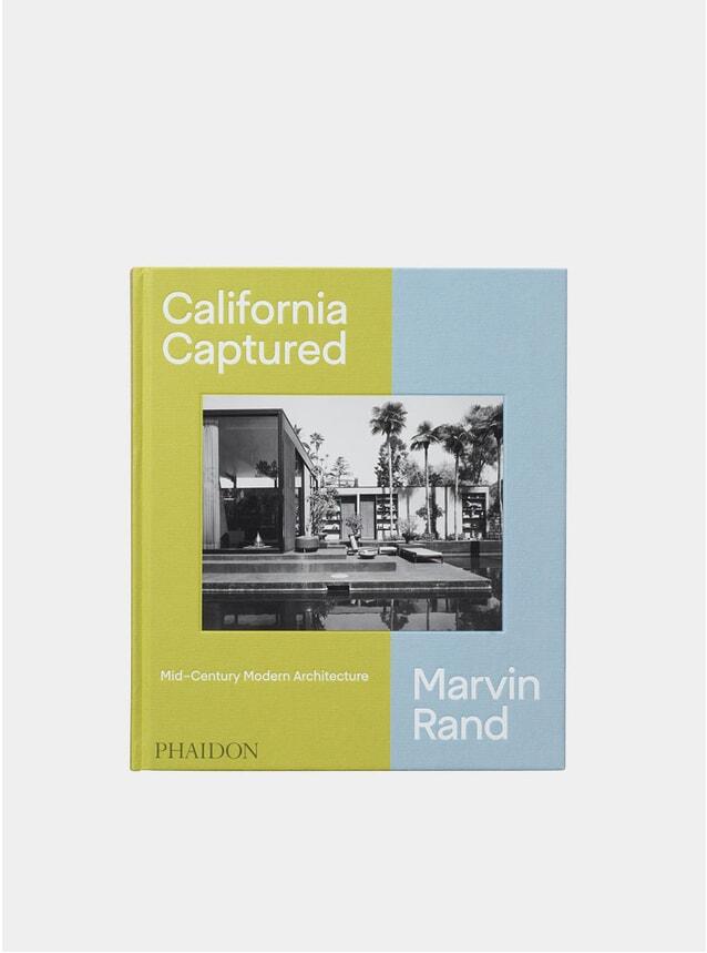 California Captured Book