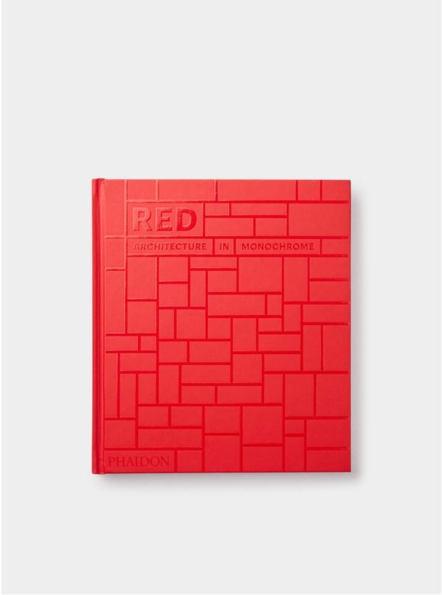 Red: Architecture in Monochrome Book