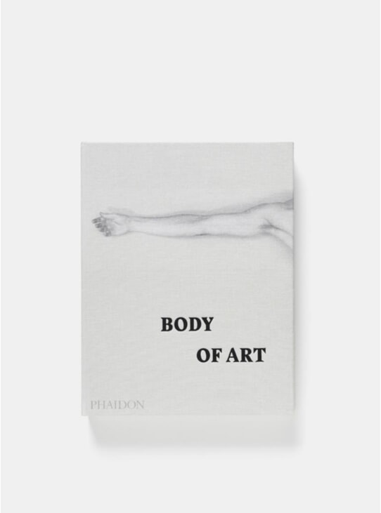 Body of Art Book
