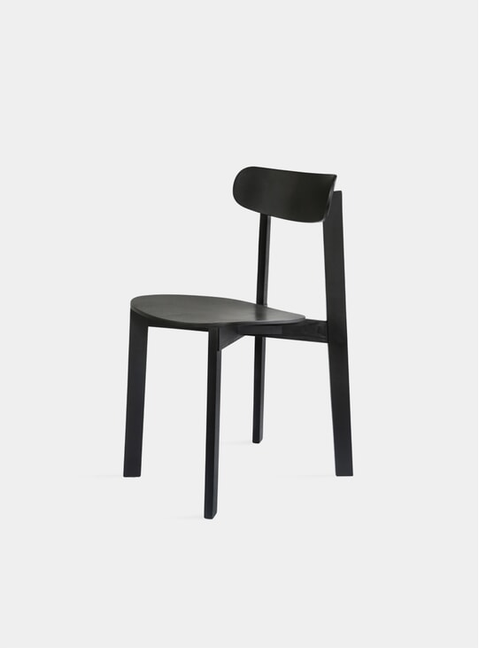 Black Bondi Chair