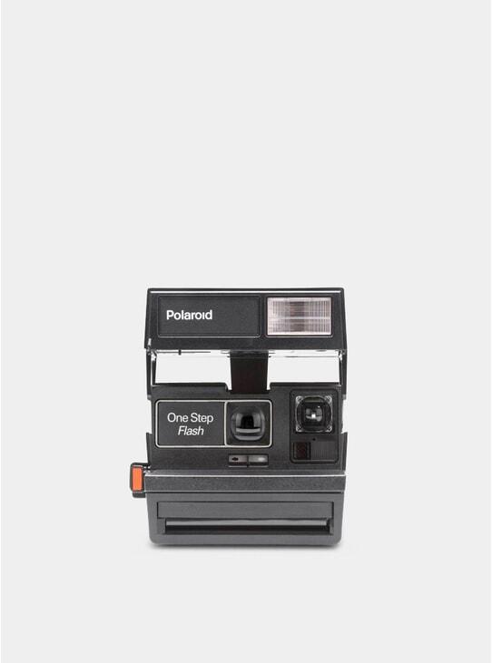Black 600 Square Camera