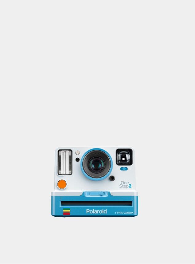 Summer Blue OneStep 2 Viewfinder i-Type Camera