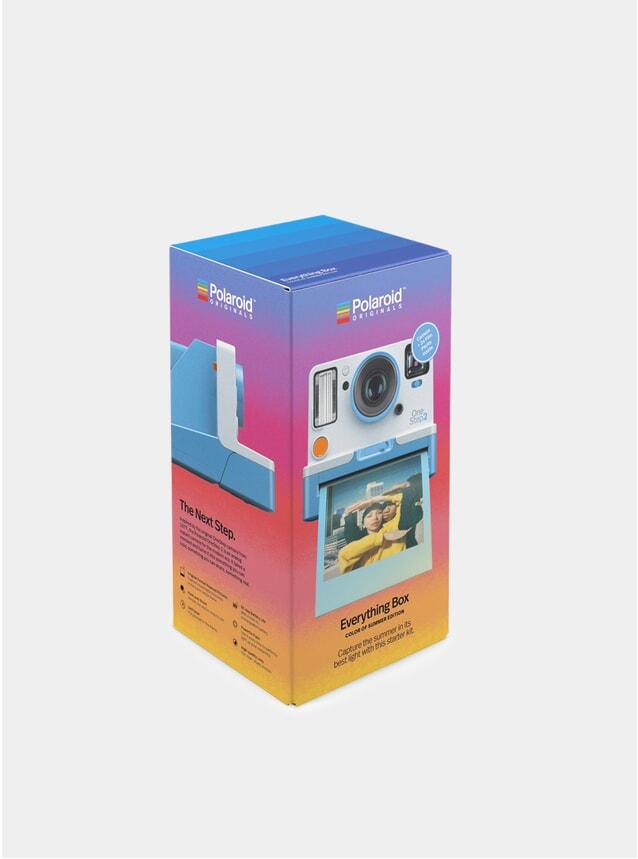 The Everything Box Set inc. Summer Blue OneStep Plus Camera,Film & Photobox