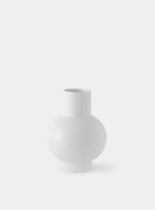 Grey Large Vase