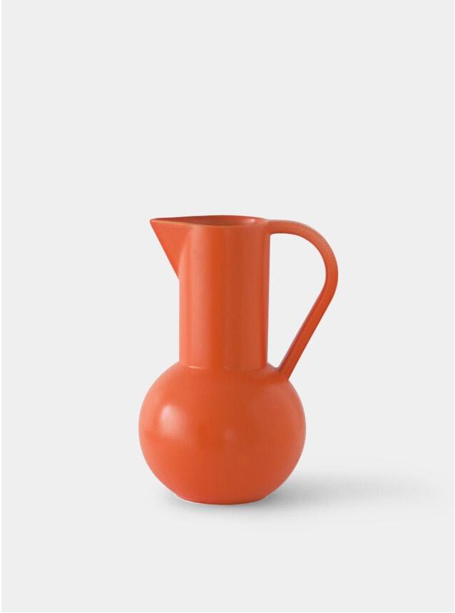 Orange Large Jug