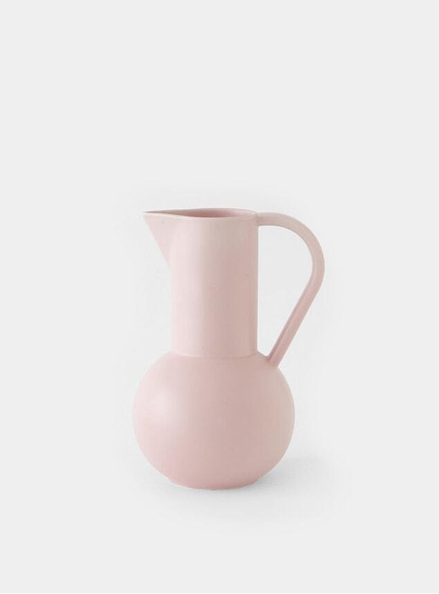 Pink Large Jug