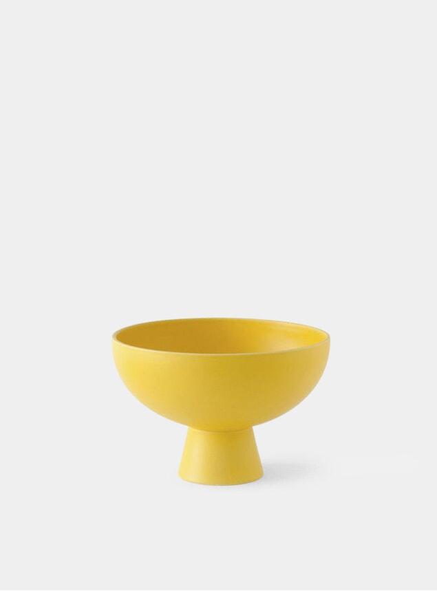 Yellow Large Bowl