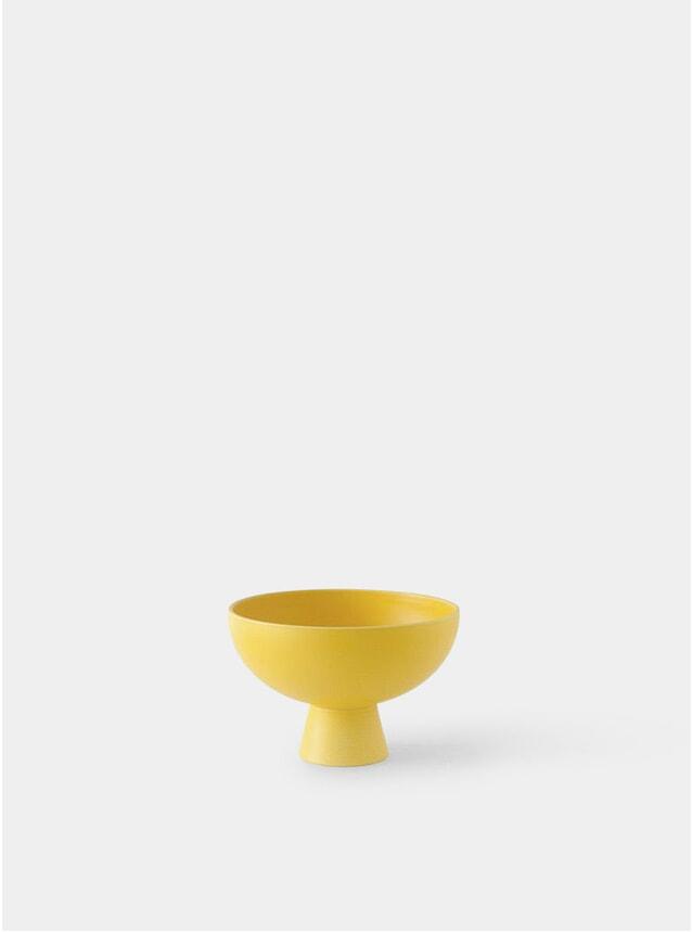 Yellow Small Bowl