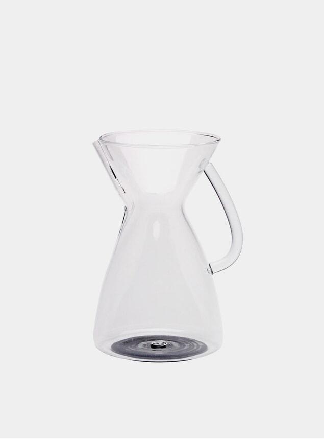 Glass Carafe w/ Lid