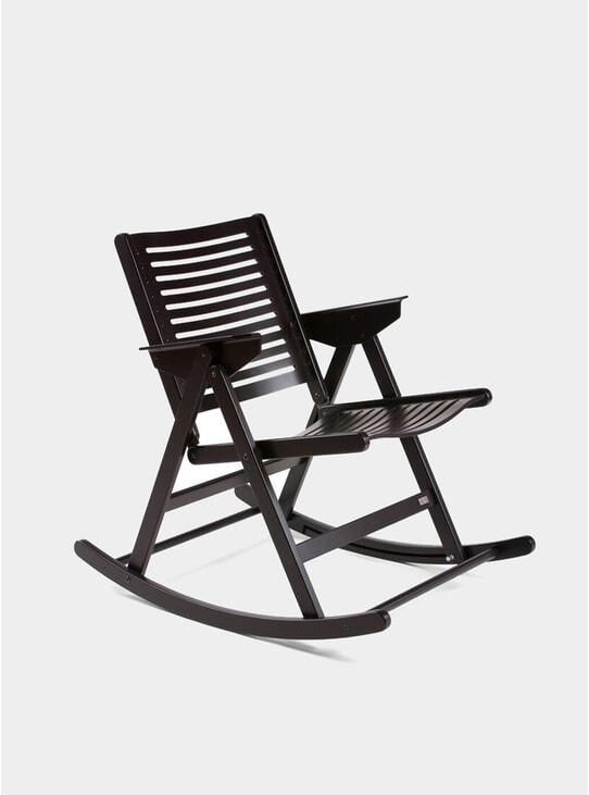 Black Rex Rocking Chair