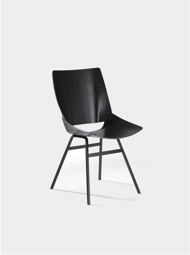 Black Shell Chair