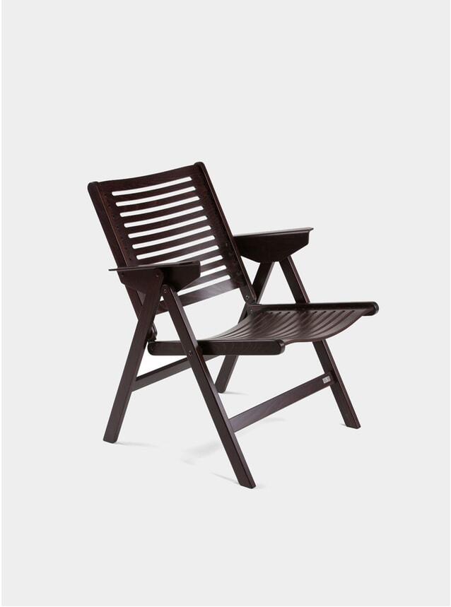 Dark Brown Rex Lounge Chair