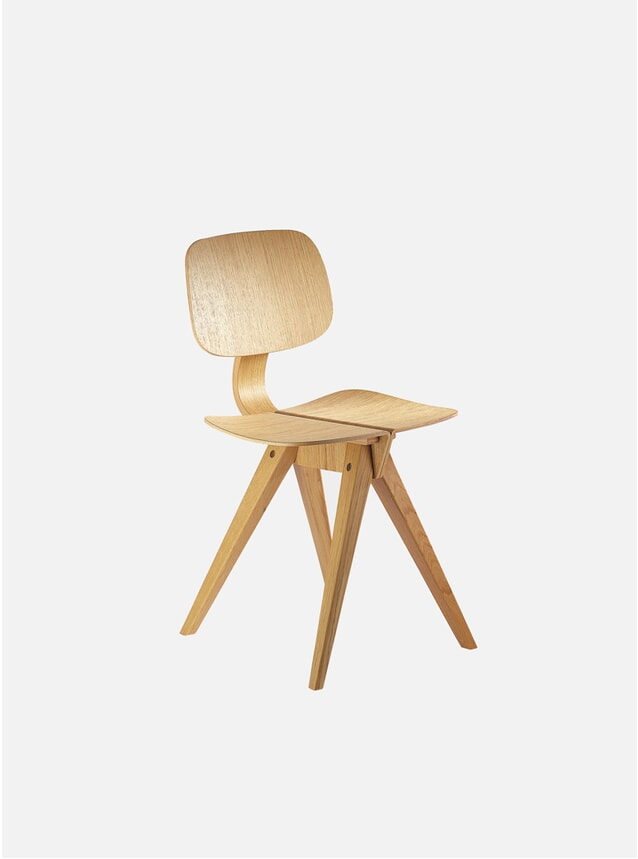 Oak Mosquito  Dining Chair