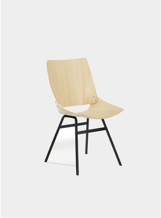 Oak Shell Chair