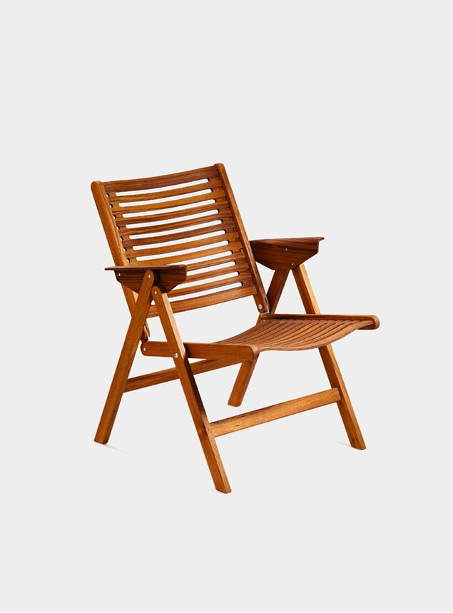 Teak Rex Lounge Chair