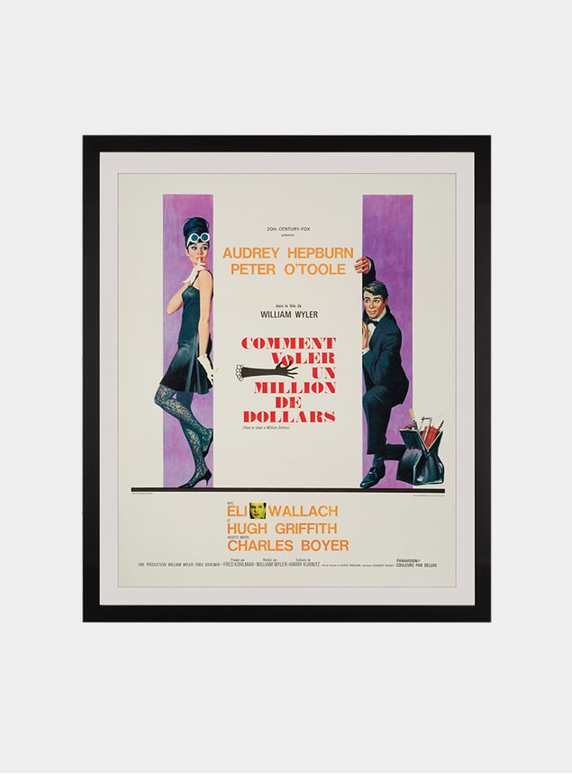 How to Steal A Million, 1966 Original Poster