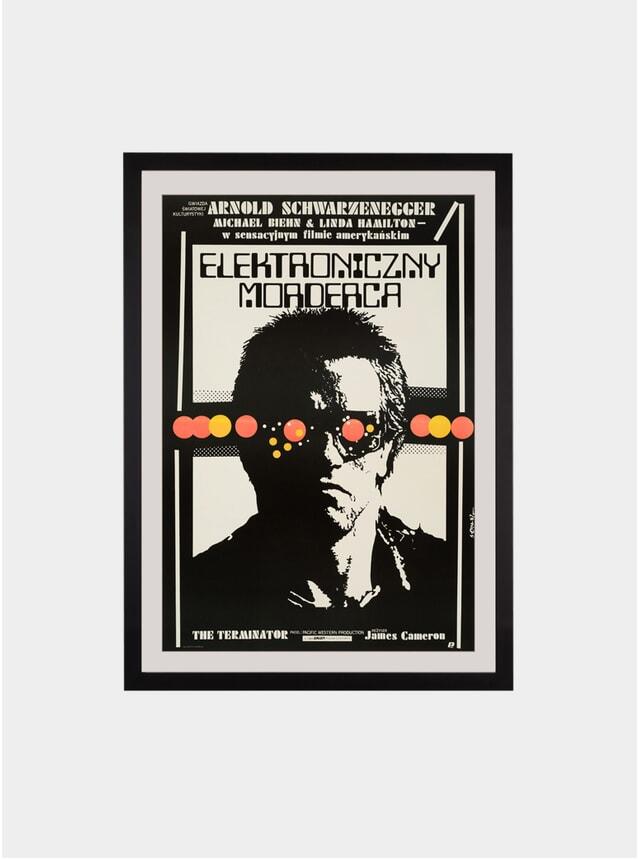 The Terminator, 1987 Original Poster