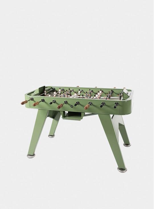 Green RS2 Indoor Foosball Table