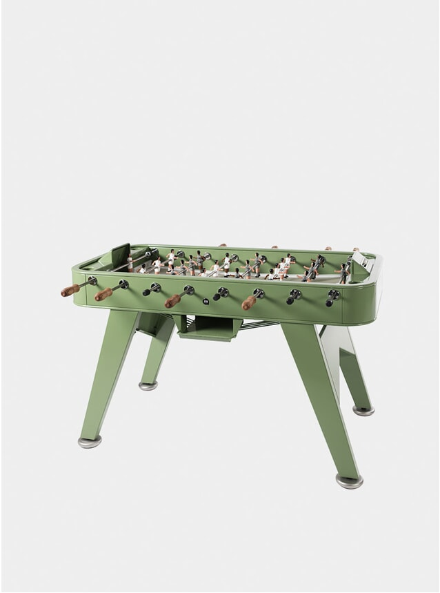Green RS2 Indoor Foosball Table