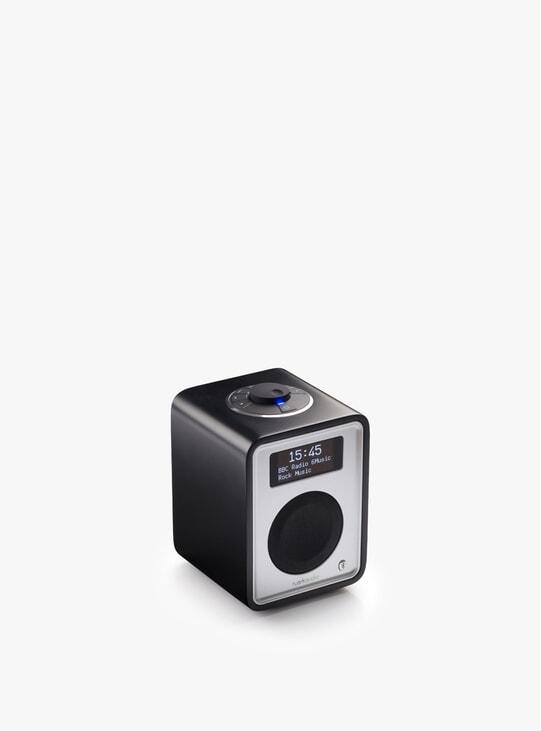 Soft Black R1 Deluxe Bluetooth Radio