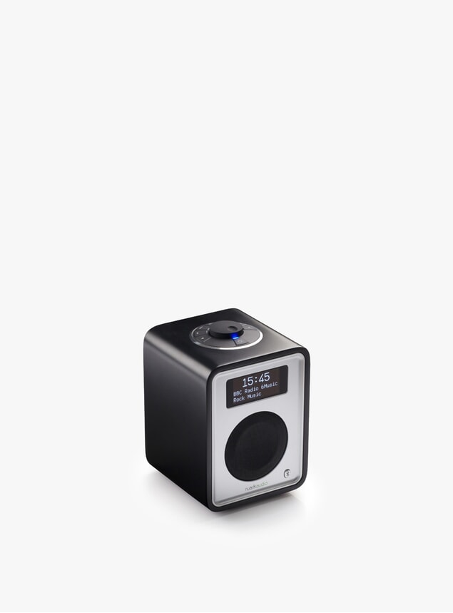 Soft Black R1 Deluxe Bluetooth Radio