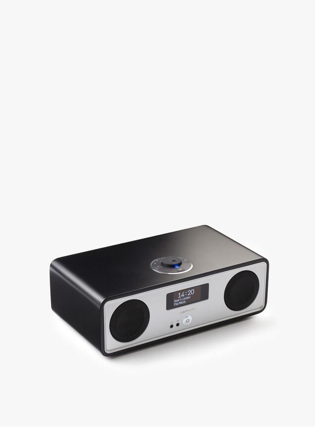 Soft Black R2 Music Streaming System