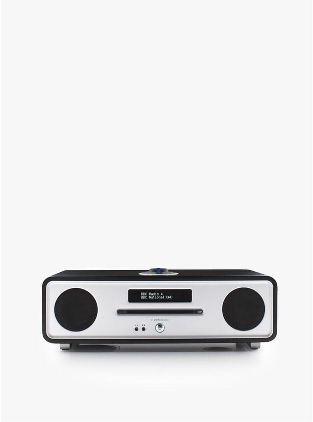 Soft Black R4 Integrated Music System