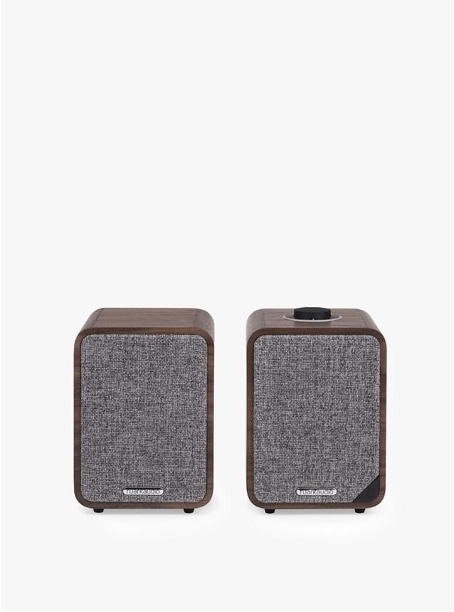Walnut MR1 Bluetooth Speaker System