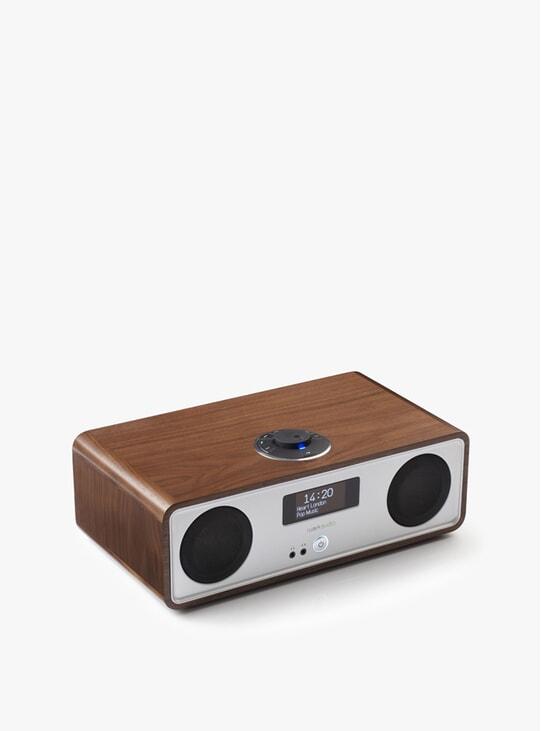 Walnut R2 Music Steaming System