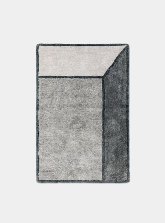 Grey Illusion Rug