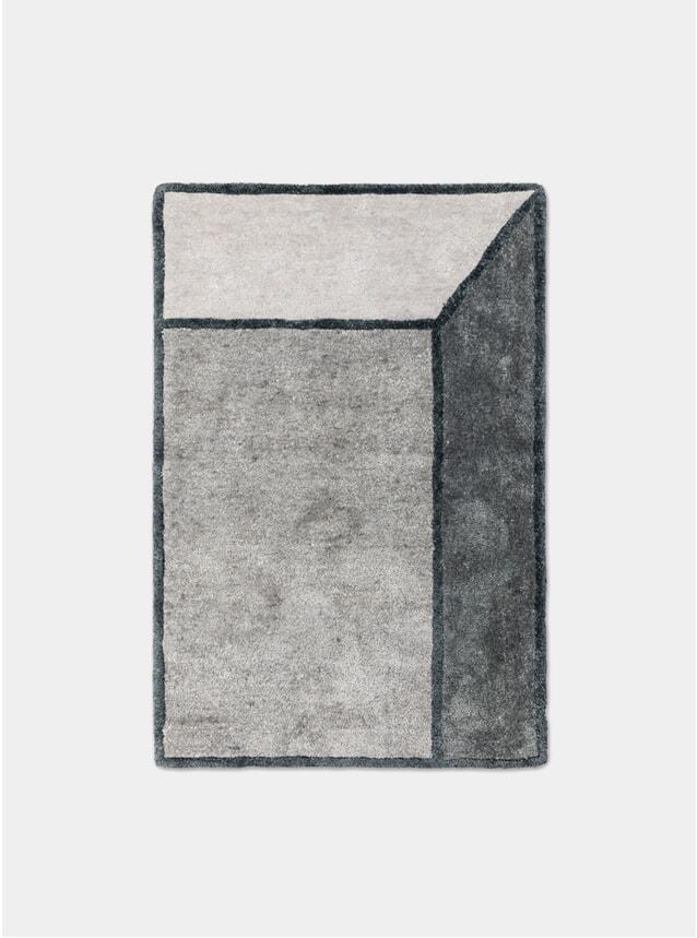 Grey Illusion Rug