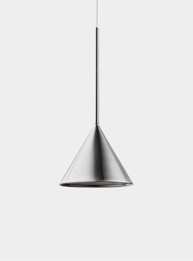 Chrome Figura Cone Lighting