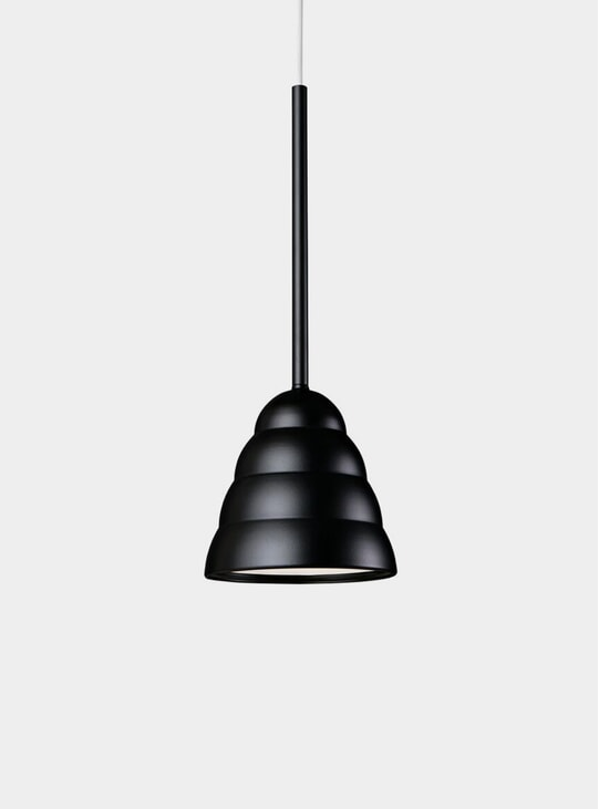 Deep Black Figura Stream Lighting