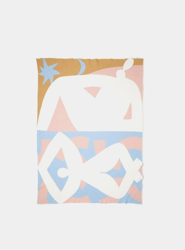 Redding Knit Blanket