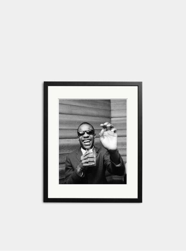 15 Year Old Stevie Wonder Photograph