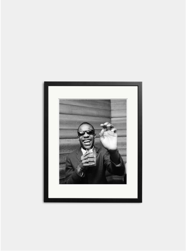 15 Year Old Stevie Wonder Photograph