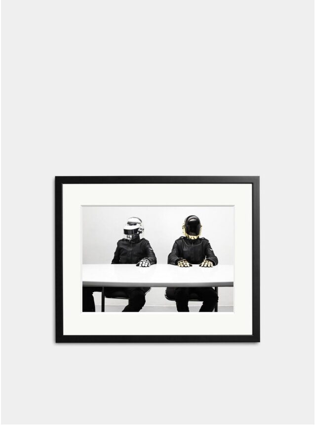 Daft Punk, Paris 2007 Photograph