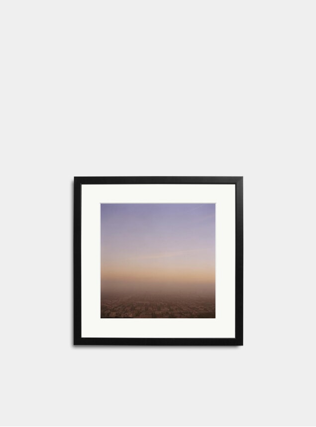 Dusk in Los Angeles Photograph