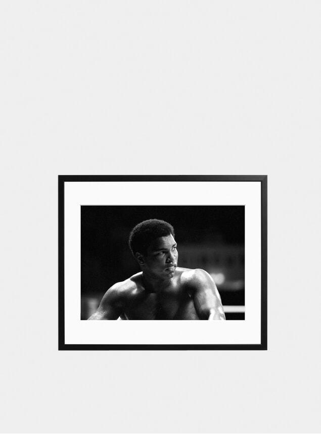 Ali Training in Munich Photograph