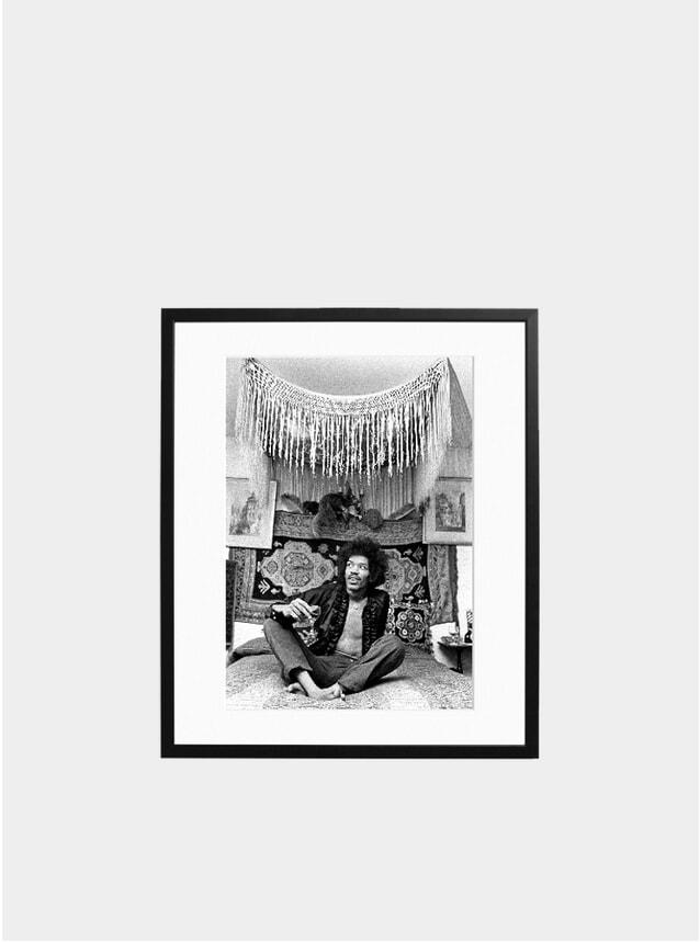 Jimi Hendrix, 1969 Photograph