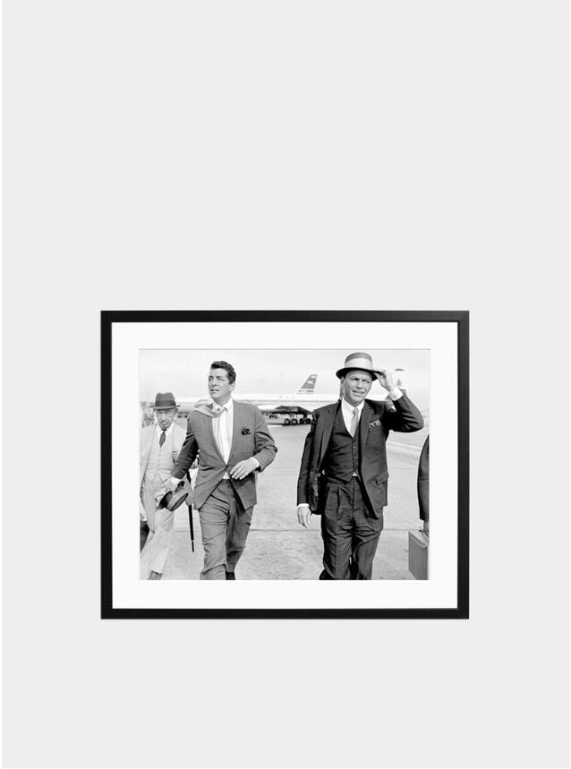 Martin and Sinatra Photograph