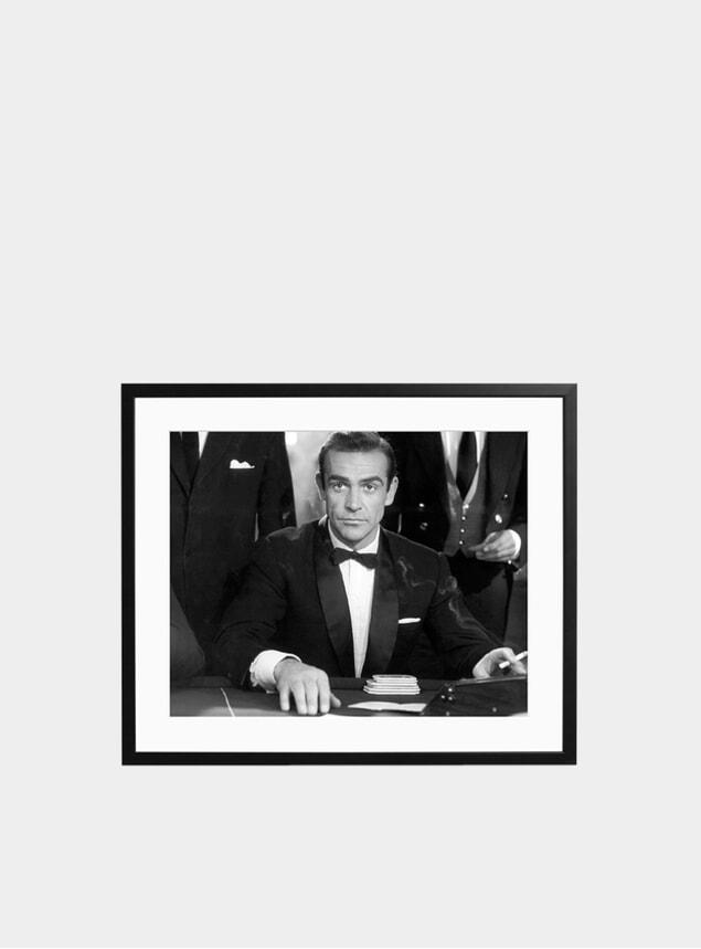 Sean Connery as Bond in Dr.No Photograph