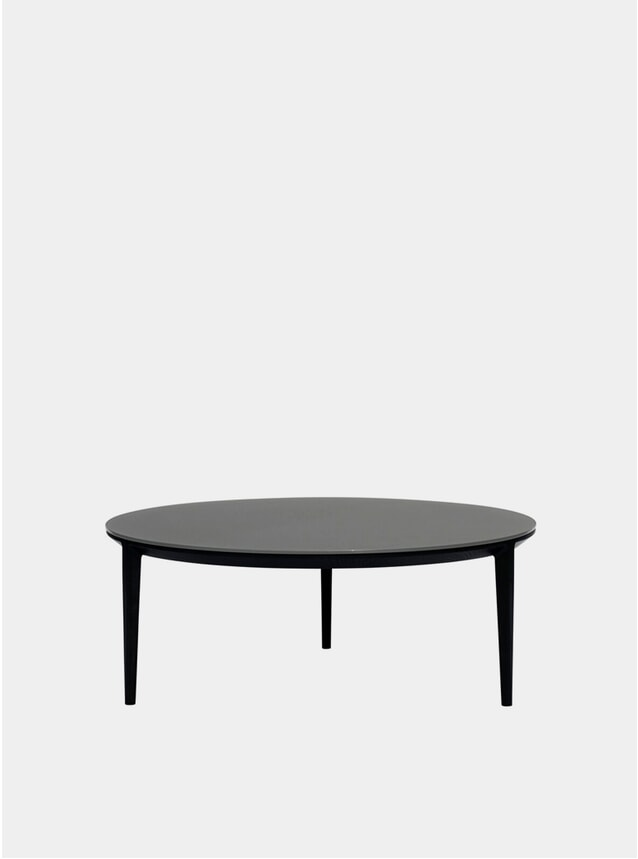 Black Ash Large Etoile Coffee Table