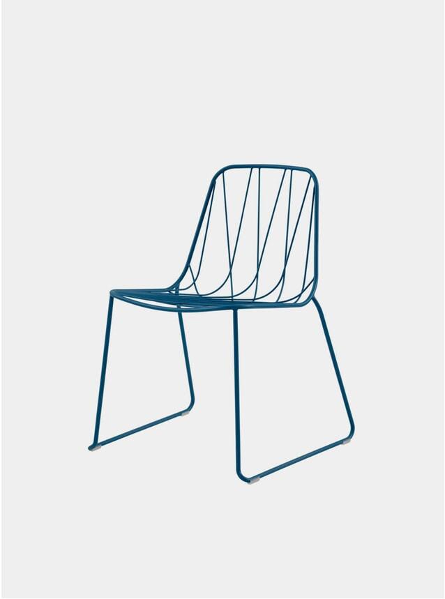 Blue Chee Chair