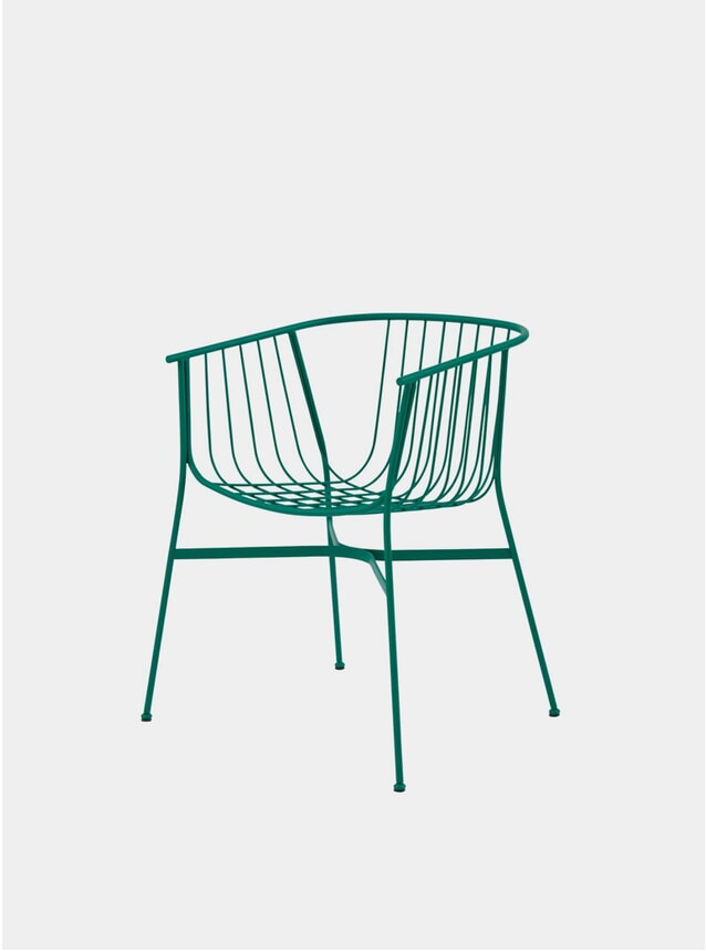 Green Jeanette Chair