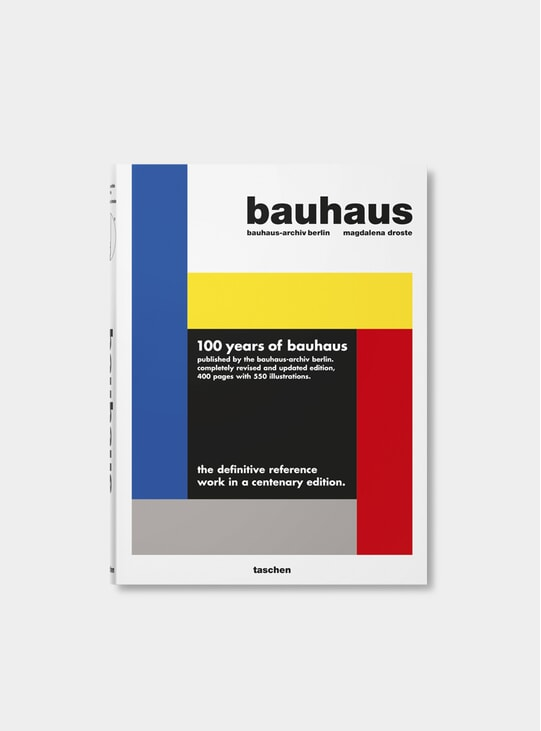 Bauhaus. Updated Edition Book