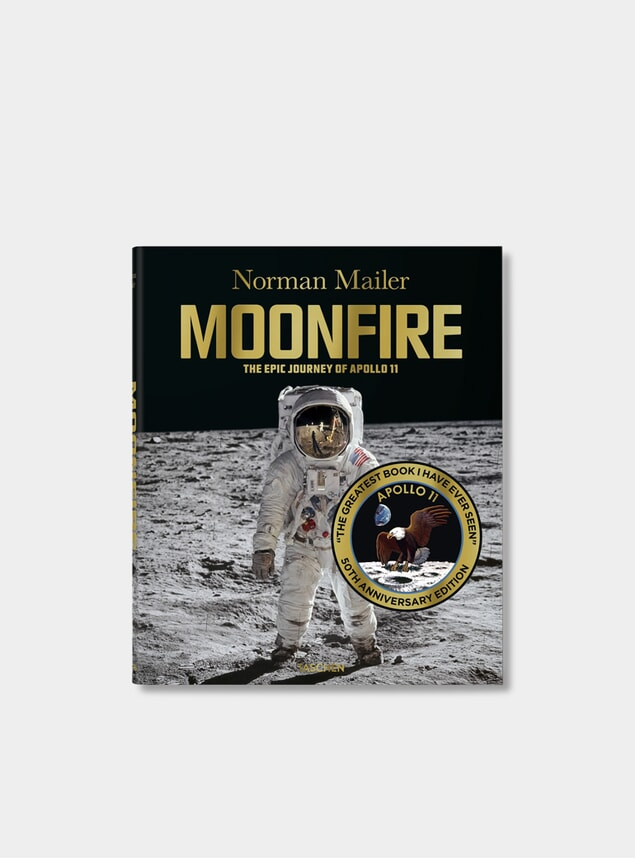 Norman Mailer. MoonFire. Anniversary Edition