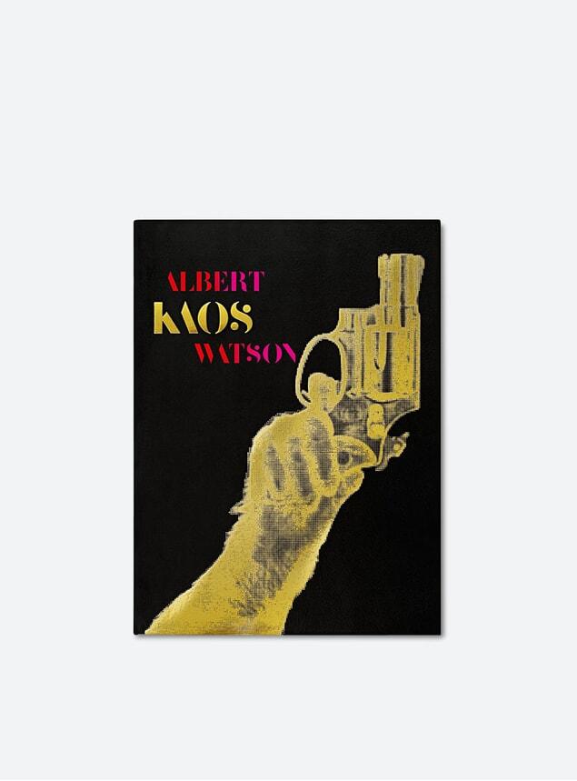 Albert Watson: Kaos Book