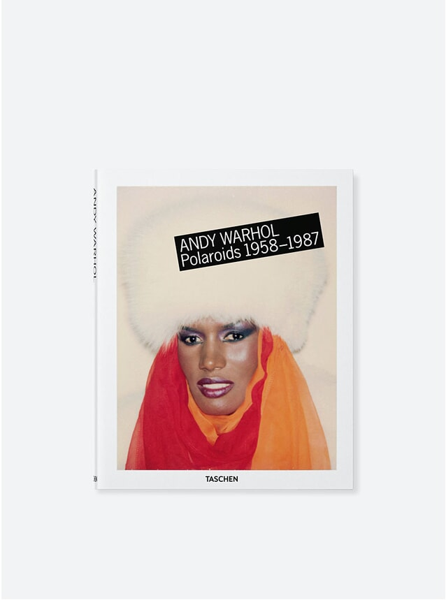 Andy Warhol: Polaroids Book