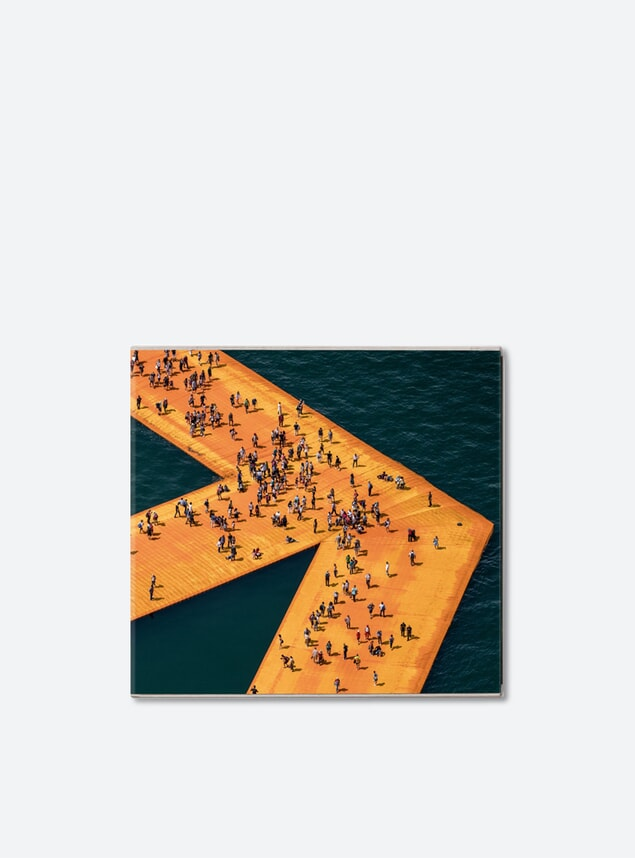 Christo and Jeanne-Claude: The Floating Piers Book